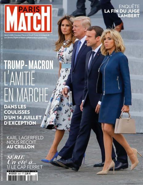Paris Match — 20 Au 26 Juillet 2017