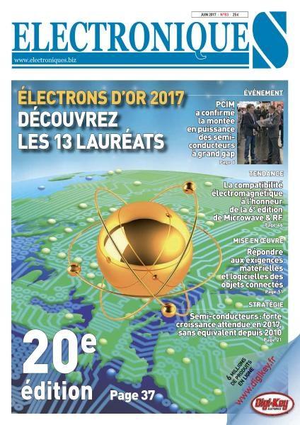 Electronique S N.83 – Juin 2017