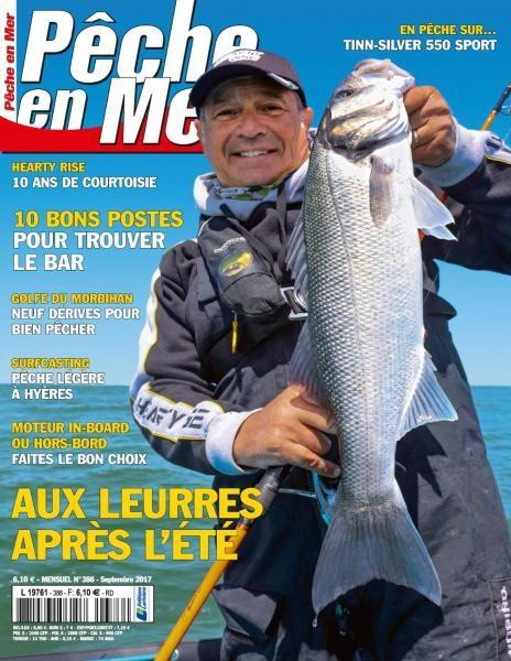Pêche En Mer — Septembre 2017
