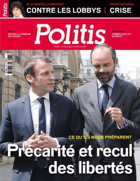 Politis – 29 Juin Au 5 Juillet 2017