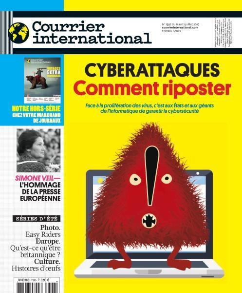 Courrier International — 6 Au 12 Juillet 2017