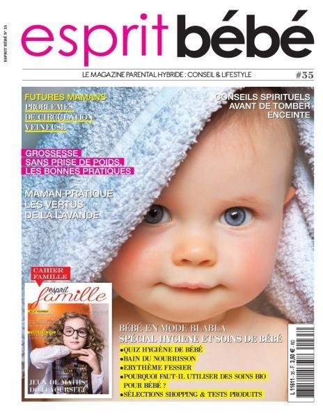 Esprit Bébé — N. 35 2017