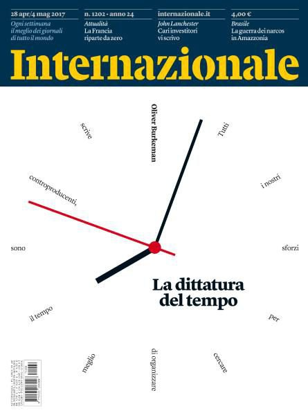 Internazionale N.1202 — 28 Aprile — 4 Maggio 2017