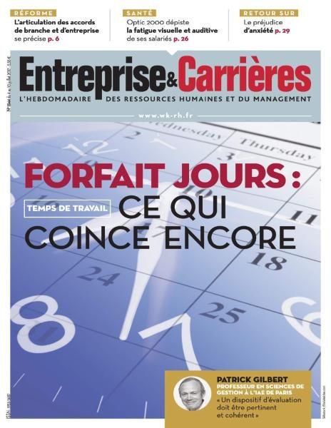 Entreprise & Carrières — 4 Au 10 Juillet 2017