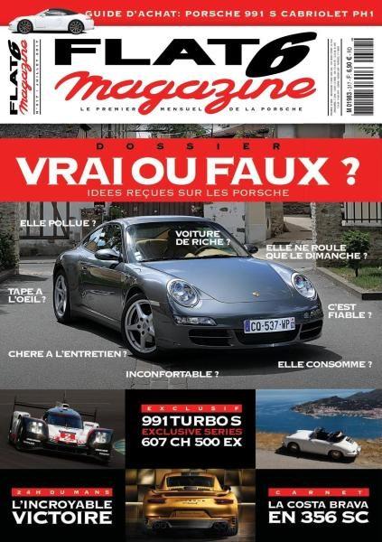Flat 6 Magazine N.317 – Juillet 2017