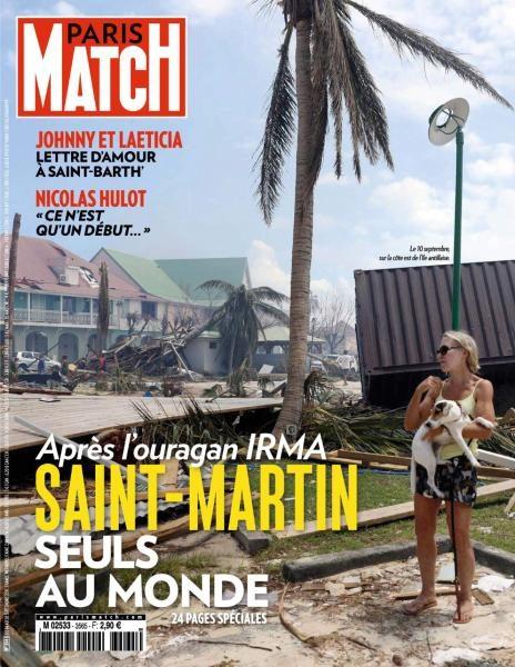 Paris Match — 14 Au 20 Septembre 2017