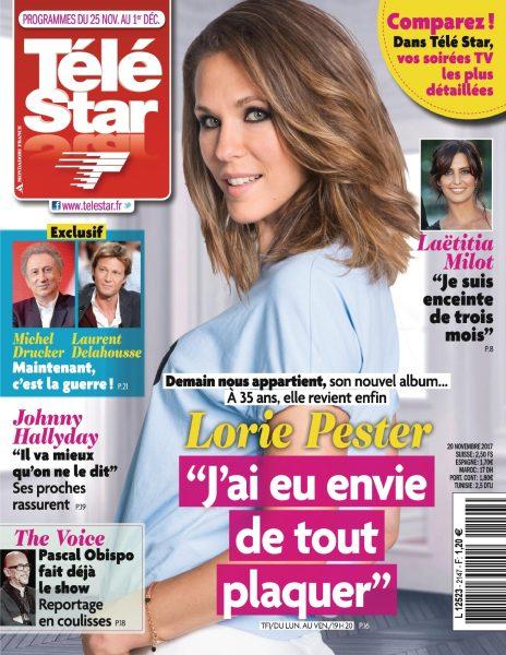 Télé Star — 20 Novembre 2017