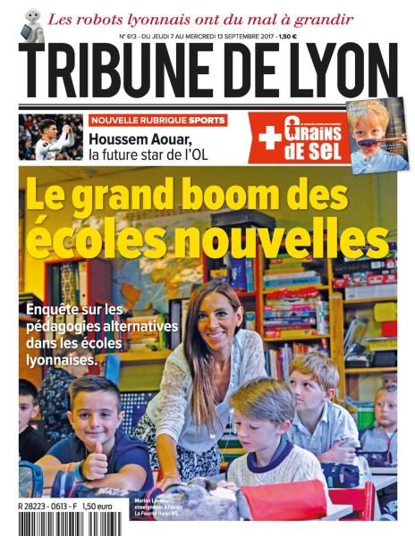 Tribune De Lyon — 7 Au 13 Septembre 2017