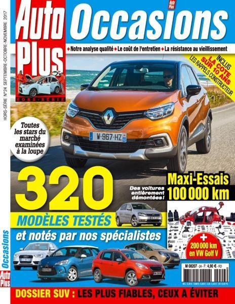 Auto Plus Occasions — Septembre-Octobre 2017