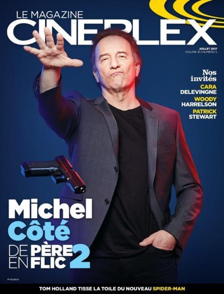 Le Magazine Cineplex — Juillet 2017