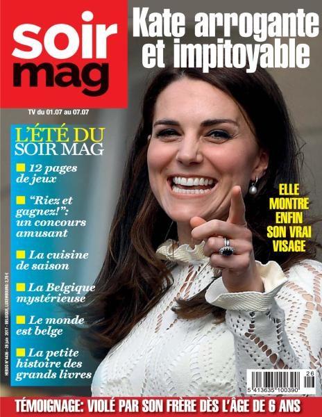 Le Soir Magazine – 1 Juillet 2017