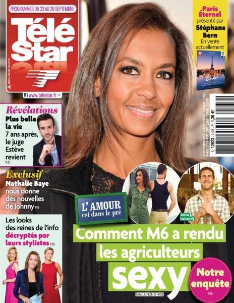Télé Star — 23 Au 29 Septembre 2017
