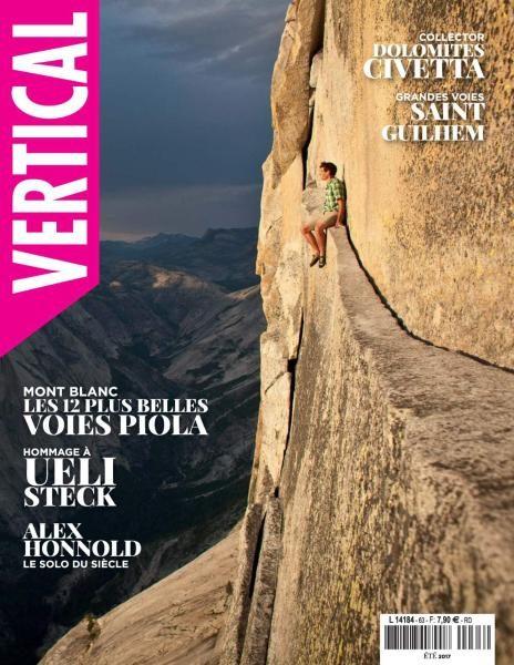 Vertical Magazine — Été 2017