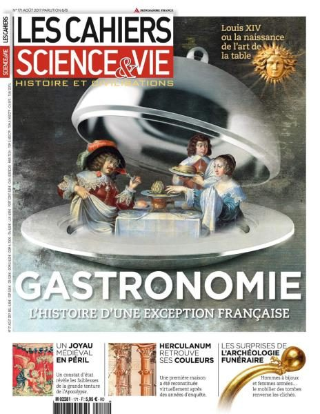 Les Cahiers De Science & Vie — Août 2017