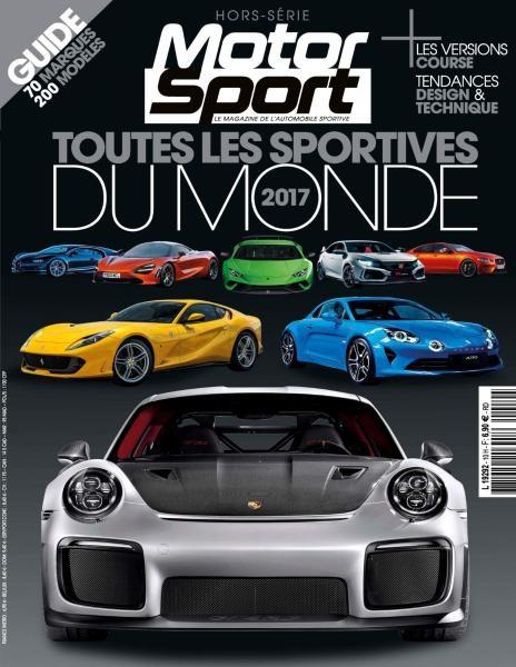 Motorsport Hors Série — Guide 2017