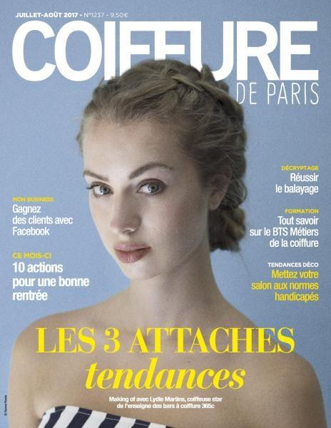 Coiffure De Paris – Juillet-Août 2017