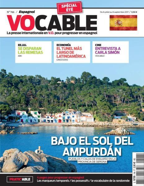 Vocable Espagnol – Du 6 Juillet Au 6 Septembre 2017