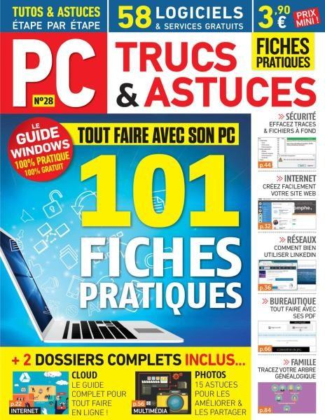 PC Trucs Et Astuces — Août-Octobre 2017