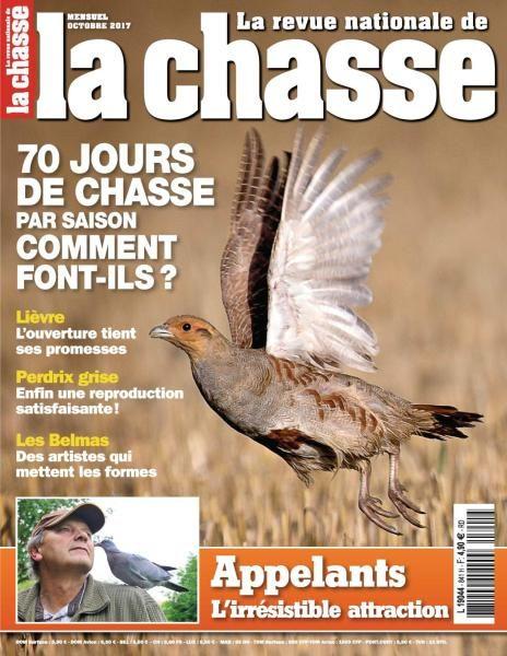 La Revue Nationale De La Chasse — Octobre 2017