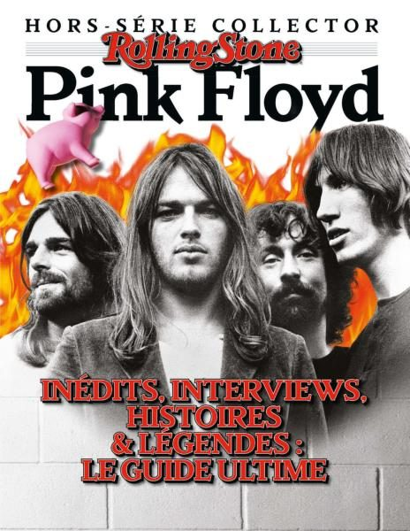 Rolling Stone Hors-Série – Pink Floyd 2017