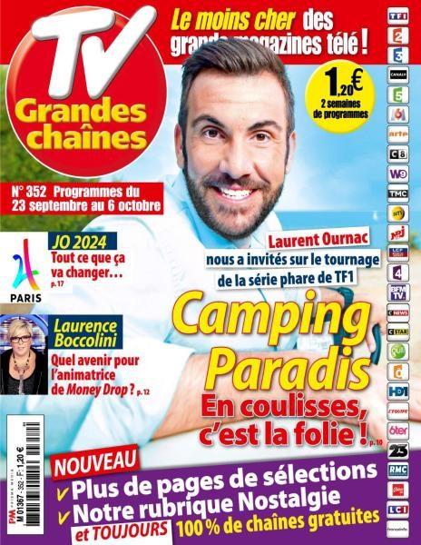 TV Grandes Chaînes — 23 Septembre Au 6 Octobre 2017