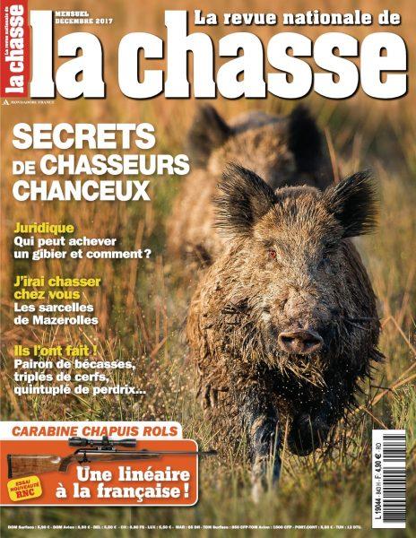 La Revue Nationale De La Chasse — 21 Novembre 2017