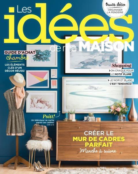 Les Idees De Ma Maison — Octobre 2017 Télécharger Pdf Magazine