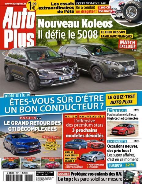 Auto Plus — 21 Juillet 2017