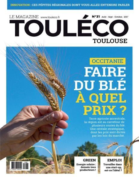Touléco Toulouse — Août-Octobre 2017