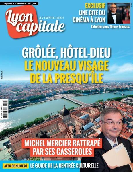 Lyon Capitale — Septembre 2017