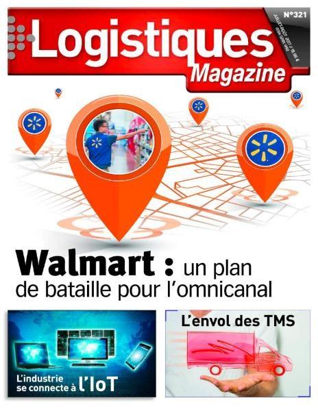 Logistiques Magazine — Juillet-Août 2017