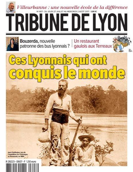 Tribune De Lyon — 27 Juillet Au 2 Août 2017