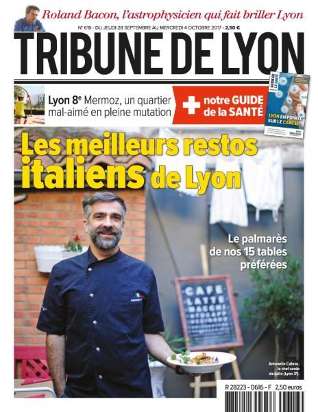 Tribune De Lyon — 28 Septembre Au 4 Octobre 2017