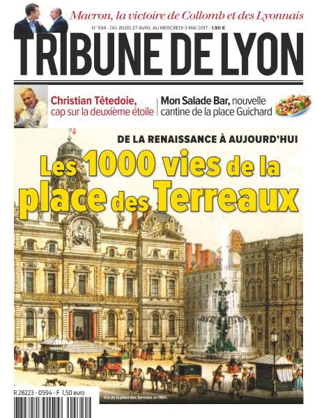 Tribune De Lyon — 27 Avril Au 3 Mai 2017