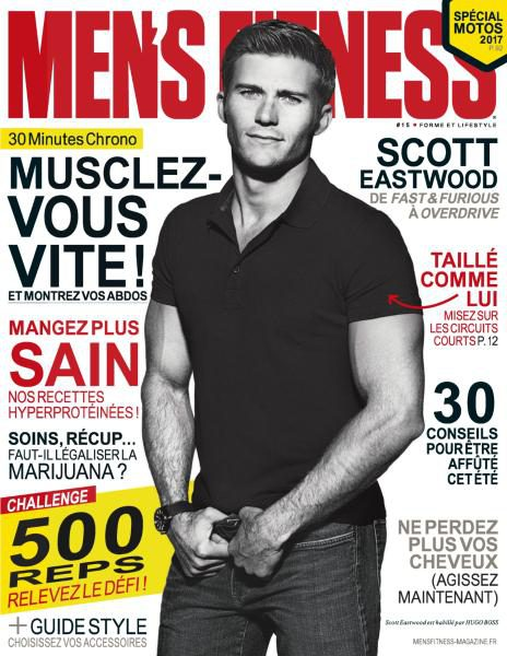 Men's Fitness France – Juin 2017