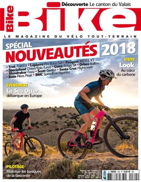 Bike France — Août-Septembre 2017