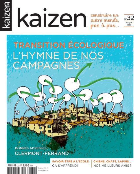 Kaizen N.32 — Mai-Juin 2017