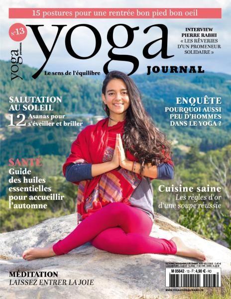 yoga journal france octobre d cembre 2017 t l charger pdf magazine gratuitement. Black Bedroom Furniture Sets. Home Design Ideas