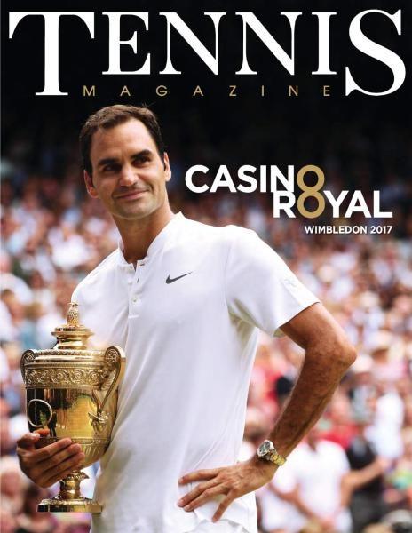 Tennis Magazine France — Août 2017