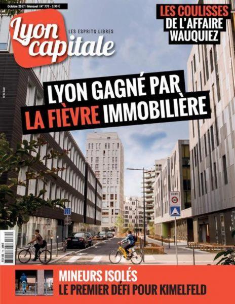 Lyon Capitale — Octobre 2017