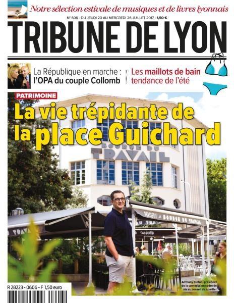 Tribune De Lyon — 20 Au 26 Juillet 2017