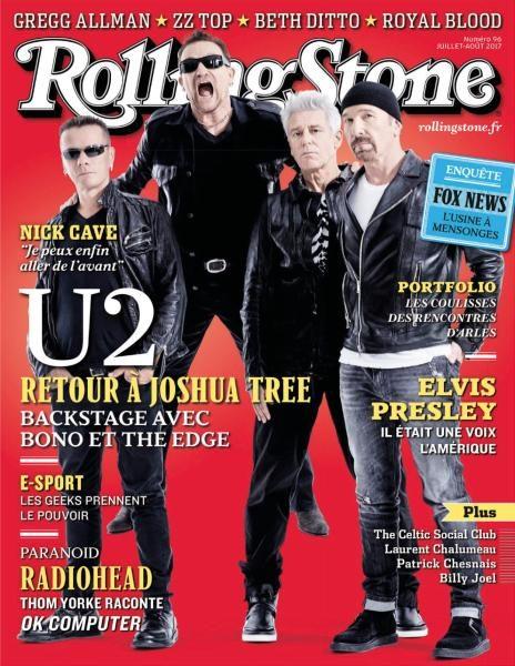 Rolling Stone France – Juillet-Août 2017