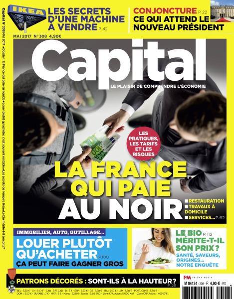 Capital France — Mai 2017