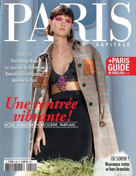 Paris Capitale — Septembre 2017