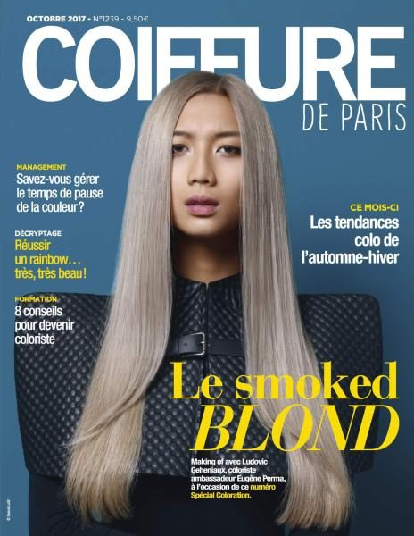 Coiffure De Paris — Octobre 2017