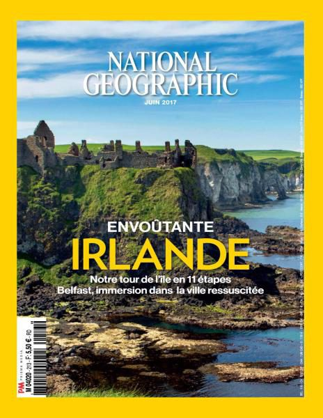 National Geographic France — Juin 2017