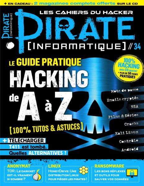 Pirate Informatique — Août-Octobre 2017