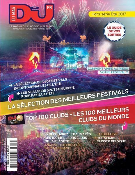 DJ Mag – Hors-Série – Été 2017