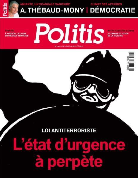 Politis — 13 Au 19 Juillet 2017
