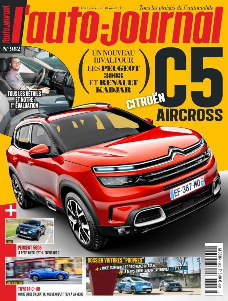 L'Auto Journal — 27 Avril Au 10 Mai 2017